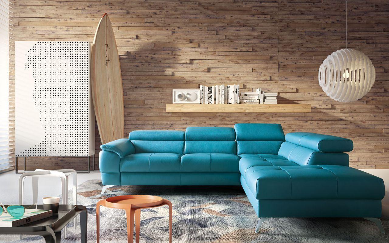 5 canapele de colt pentru living!