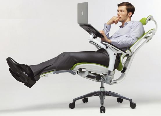 Scaunul de birou – ergonomic sau nu? Cum il aleg?