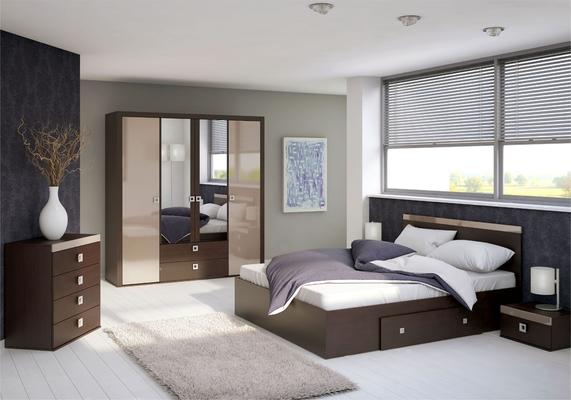 Poze cu dormitoare. 6 imagini cu dormitoare complete si confortabile