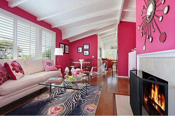Casa in roz. Relaxeaza si vitalizeaza
