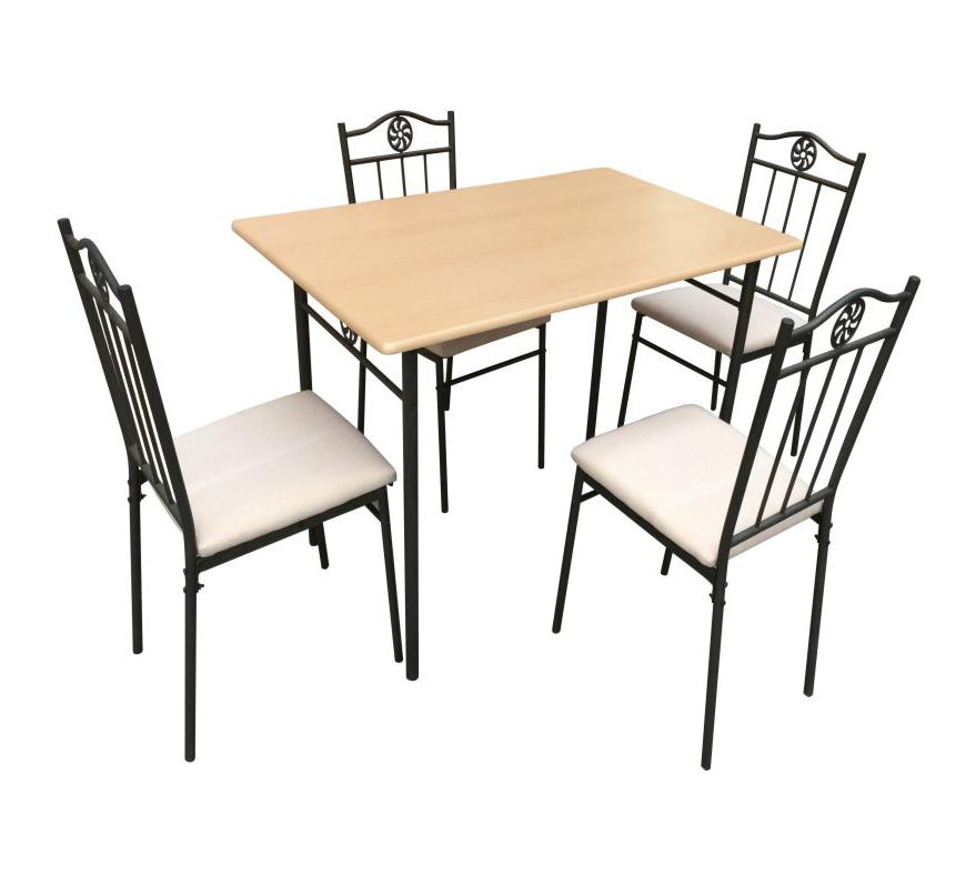 Set masa cu 4 scaune Victory