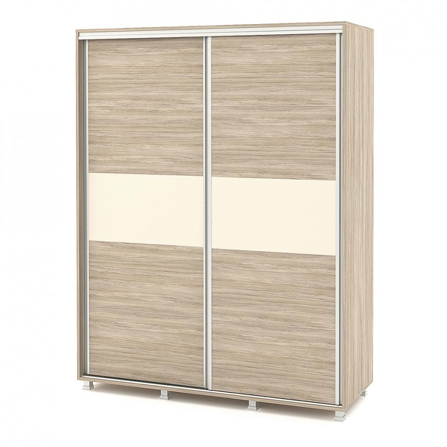 Dulap usi culisante LINEA Pro 150cm, Oak, Vizon