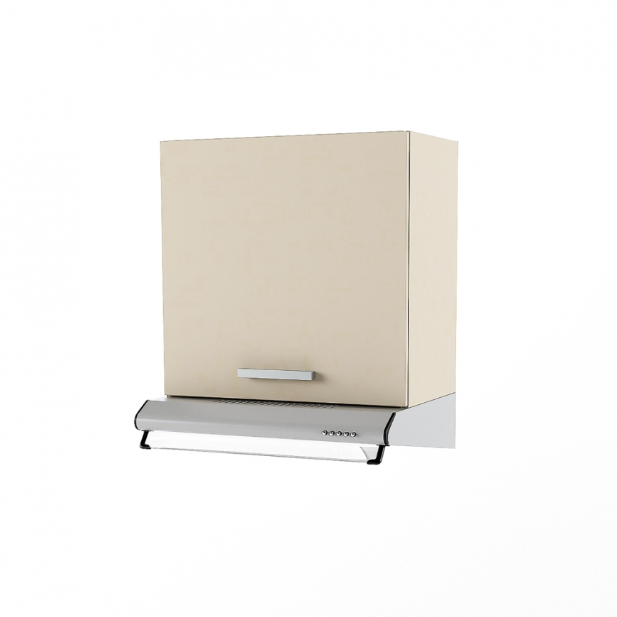 Dulap superior hota clasica 1 usa DOMINO 60, Vizon, maner PVC